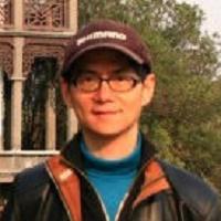 南京林业大学风景园林学院副院长赵兵照片