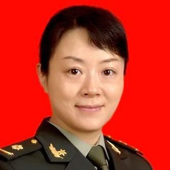 中国人民解放军第85医院放射科主任医师朱海云照片