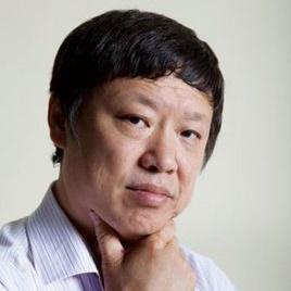 环球时报社总编辑胡锡进照片