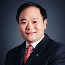 沃尔沃集团董事长李书福照片