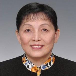 十一届全国政协副主席张梅颖照片