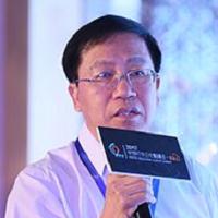 中国银行数据中心副总经理杨志国照片