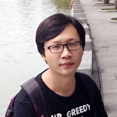 TensorFlow资深研究者刘光聪照片