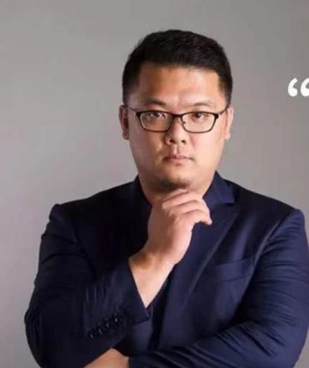 壹传网络 创始人许捷琦照片