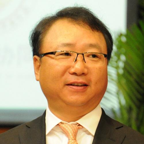 中國紡織工業聯合會副會長孫瑞哲照片