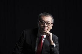 中国并购公会 创始会长王巍 照片
