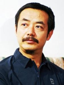 中央美術學院雕塑系教授隋建國照片