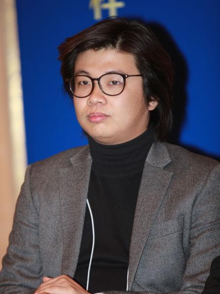 为艺创始人&CEO严伯钧照片