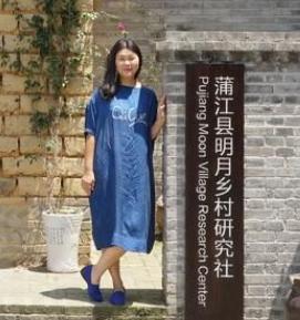 明月乡村研究社 社长陈奇 照片