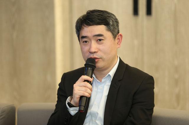 罗兰贝格执行总监叶亮照片
