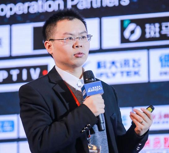吉利集团新业务战略规划部总监刘景林照片