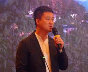 德清县旅游协会会长杨国亮