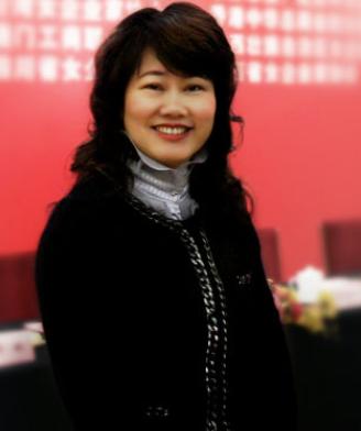 大自然地板 商务副总裁袁顺意照片