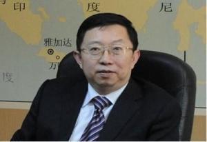 中国首席东盟 商务专家许宁宁 照片