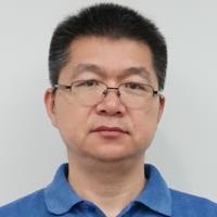 英伟达市场总监侯宇涛照片