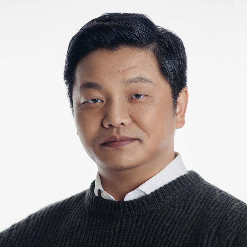 滴滴產品高級副總裁俞軍照片