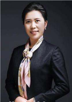 北京大学礼仪导师张燕华照片