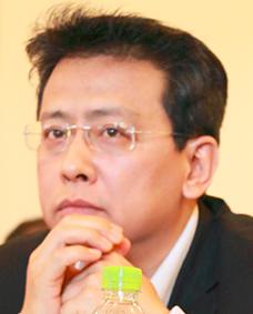 中金智德投资管理有限公司 总经理单俊葆 照片