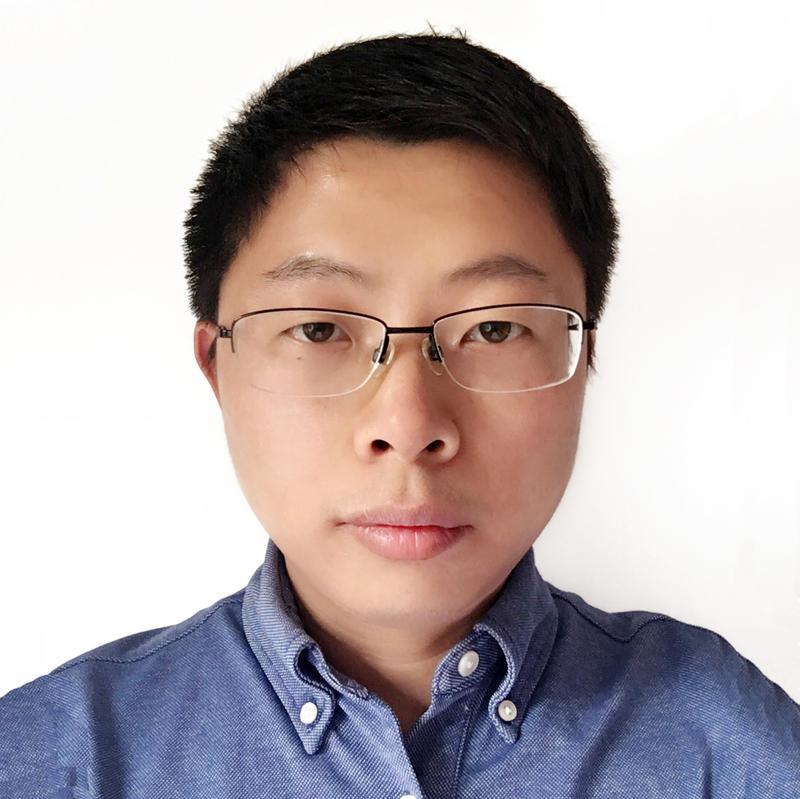 爱因互动技术合伙人吴金龙照片