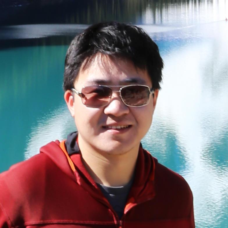 Alluxio软件工程师富羽鹏照片