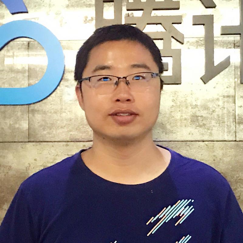 騰訊專家工程師王營照片
