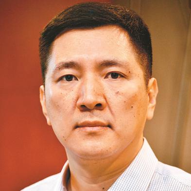 受康集团 副总裁刘宇峰照片