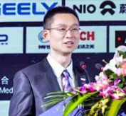 博世底盘控制系统 中国区自动驾驶产品经理黄罗毅照片