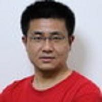 TalkingDataChief Data ScientistXiatian Zhang照片