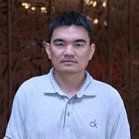 九州云副总裁陈沙克 照片