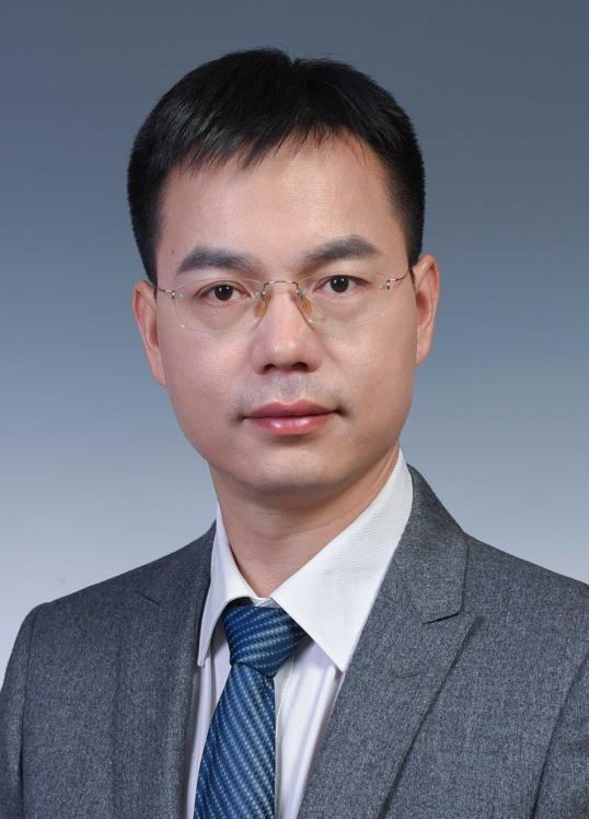 北京易华录力鼎投资管理有限公司投资总监应海斌照片