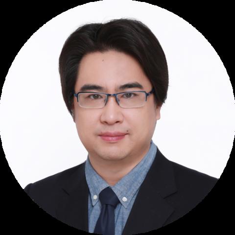 滴滴出行技术专家武鑫照片