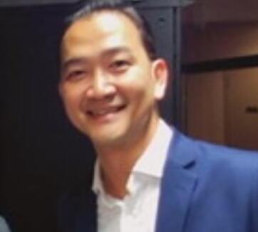 新加坡金融科技协会 会长Chia照片