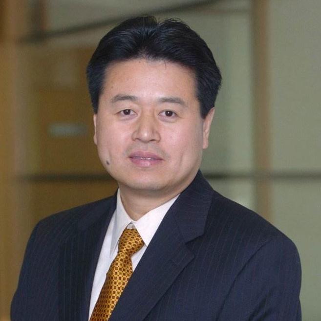 高通全球副总裁沈劲照片