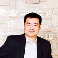 韩国投资伙伴(KIP)董事王平照片