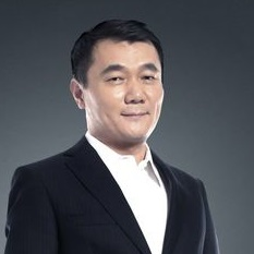 星河互联CEO傅淼照片