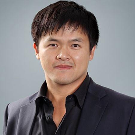 码隆科技联合创始人兼CEO黄鼎隆照片