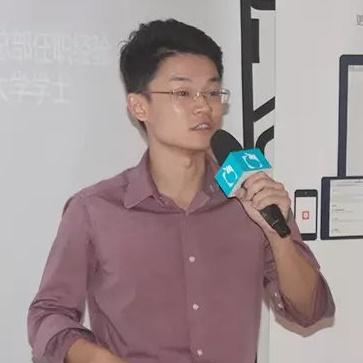 高木学习CEO刘瞻照片