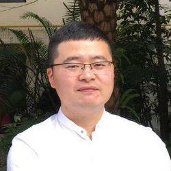 贝聊 研发总监杨钦民照片
