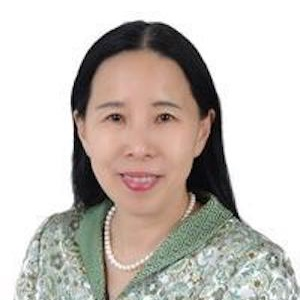 上海市发展改革研究院能源交通研究所副所长教授级高工刘惠萍
