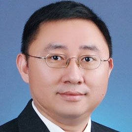 长江养老保险股份有限公司首席经济学家俞平康照片