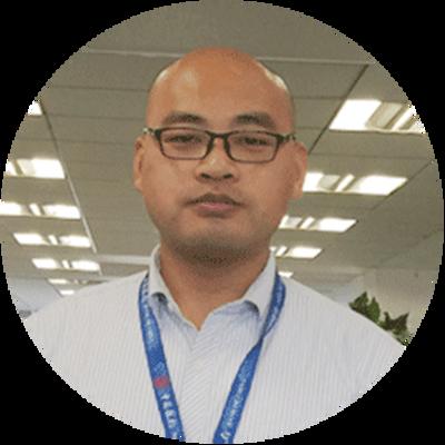 中国银行高级系统工程师付大亮照片