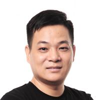 极光 首席架构师兼高级技术总监王丰照片