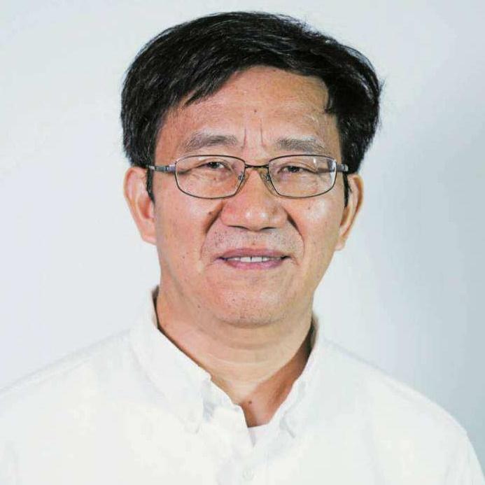 香港科技大学教授李泽湘照片