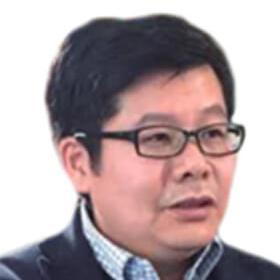 沈阳通用机器人技术股份有限公司CEO李洪谊照片