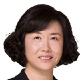 中瑞福宁机器人(沈阳)有限公司总经理张丹华照片