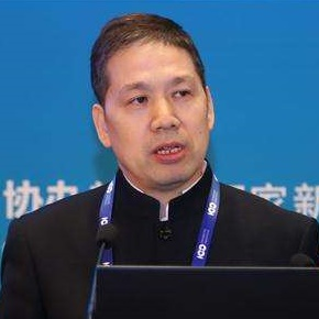 中国生物多样性保护与绿色发展基金会秘书长周晋峰照片