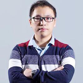 腾讯前端技术专家,IVWEB团队负责人刘恒兵照片
