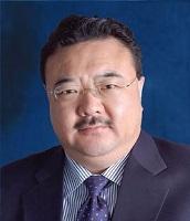 香港中文大学加拿大工程院院士,IEEE院士孟庆虎照片