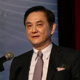 台湾半导体产业协会理事长卢超群照片