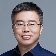 微软亚洲研究所数据科学家袁进辉照片